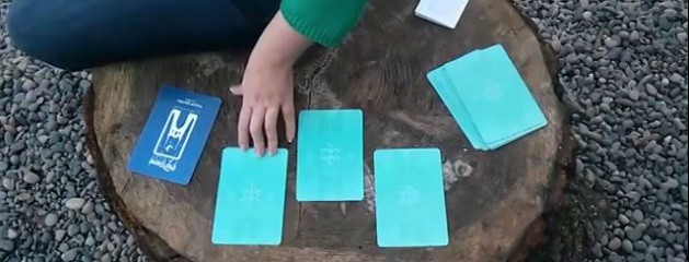 Sample 3 Card Bridge Reading Video