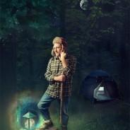 "Meet ""The Hermit"" Card"
