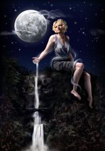 The Moon Card – In Progress